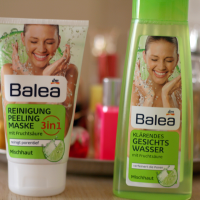Balea Skin Care for Combination Skin
