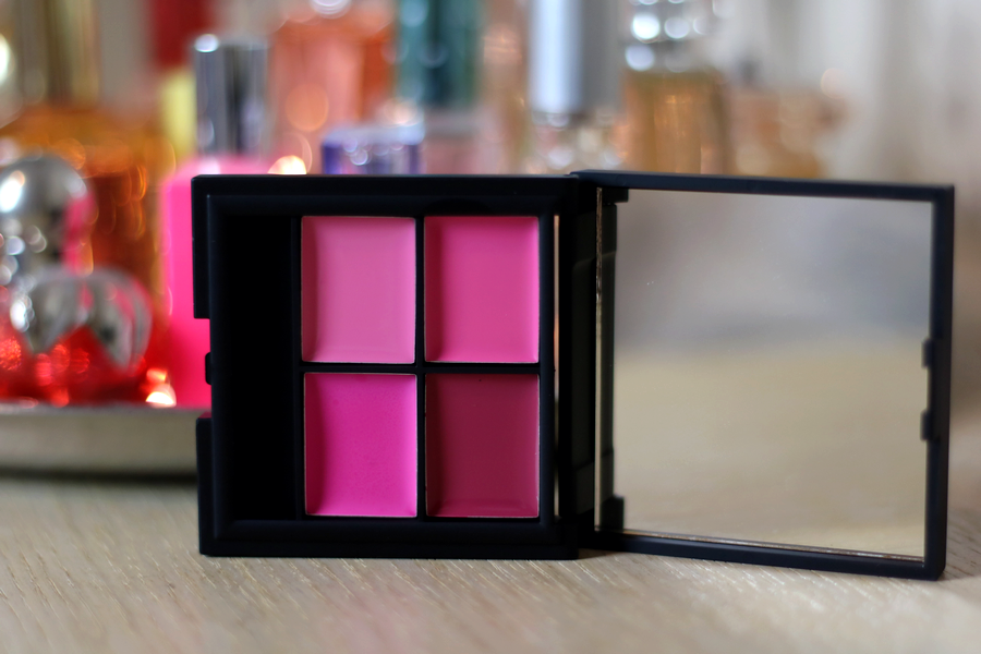 Sleek Lip4 Lipstick Palette