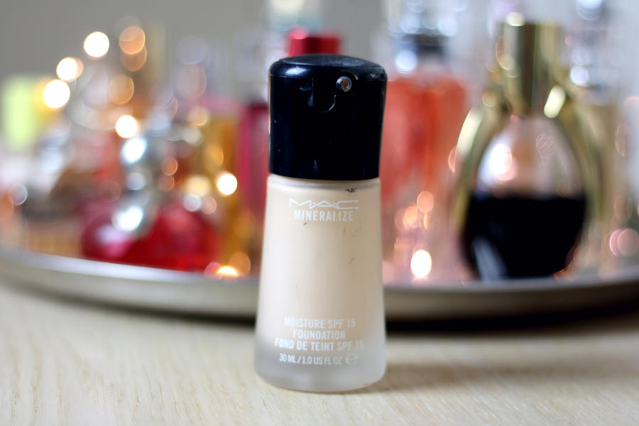 MAC Mineralize Moisture Foundation