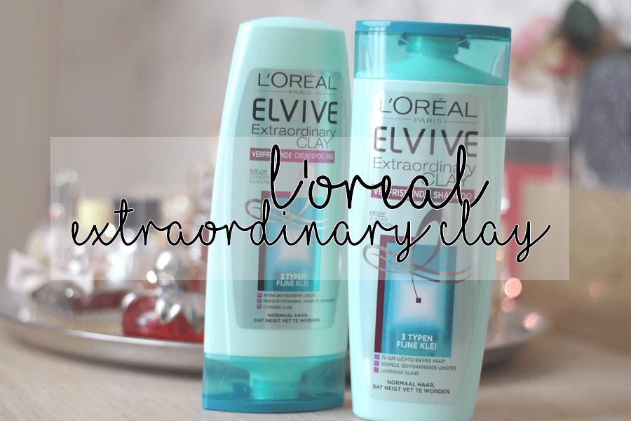 L'Oreal Extraordinary Clay