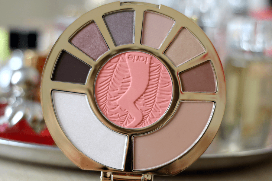 Tarte Showstopper Clay Palette Shadows