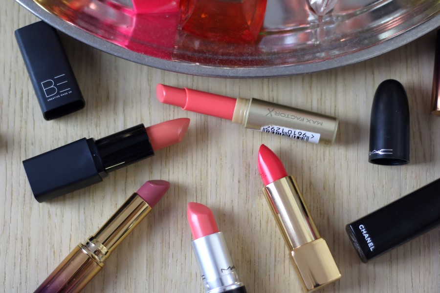 5 Most Frequently Used Lipsticks