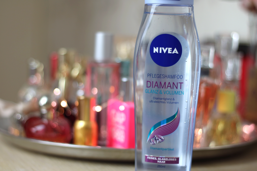 Nivea Diamond Shine Shampoo
