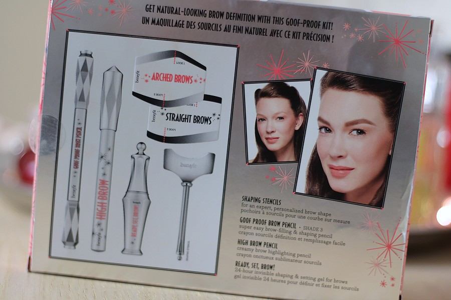 Benefit Soft & Natural Brows Kit Back