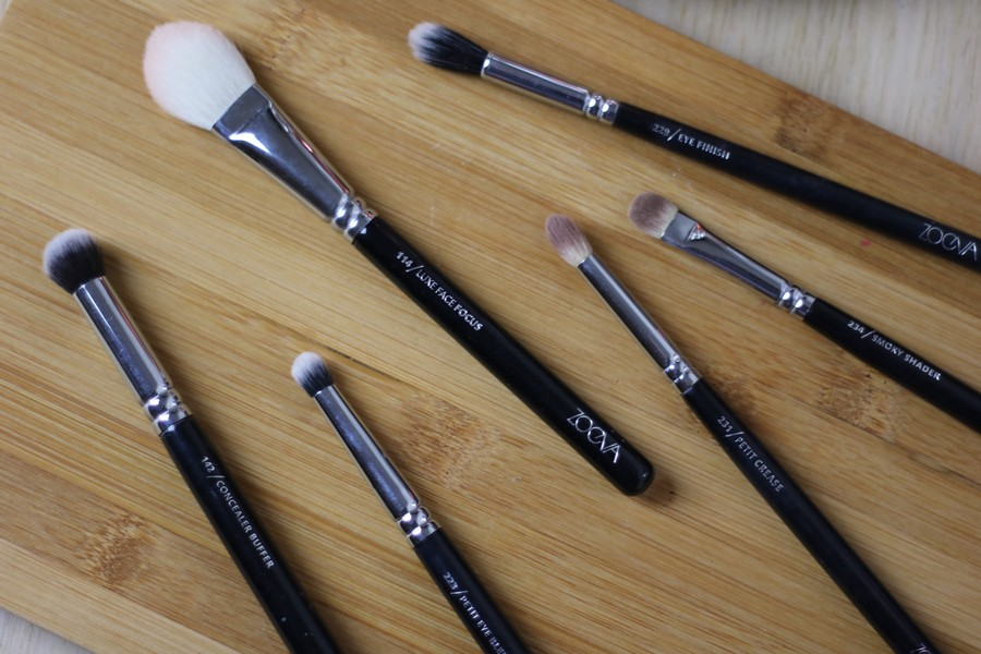 Zoeva Luxe Face Focus Brush