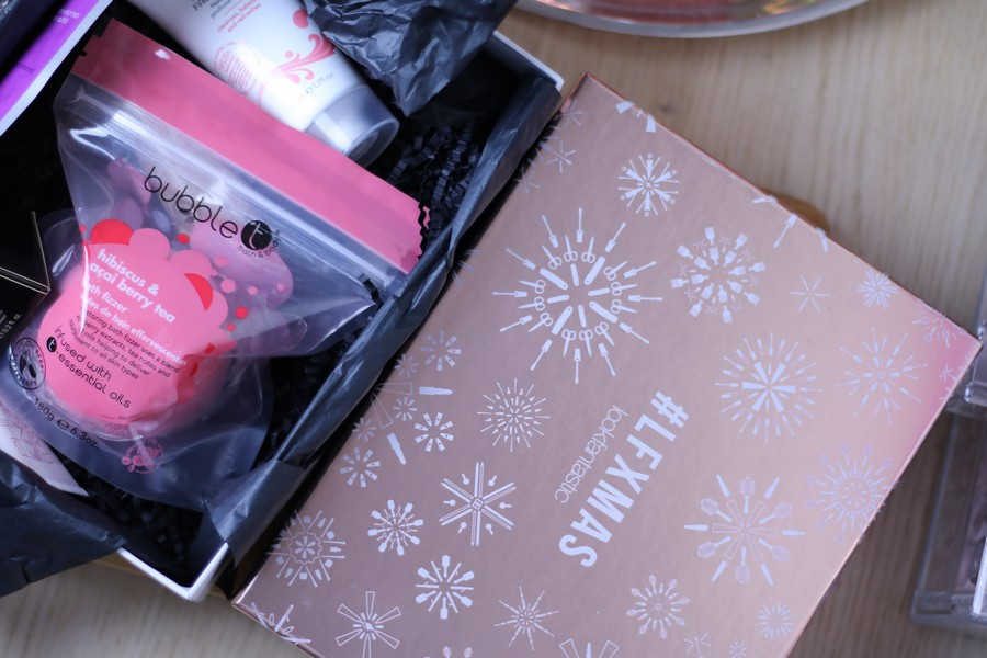 LF Beauty Box December #Unboxing