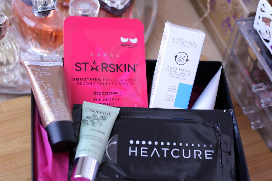 Unboxing LF Beauty Box March!