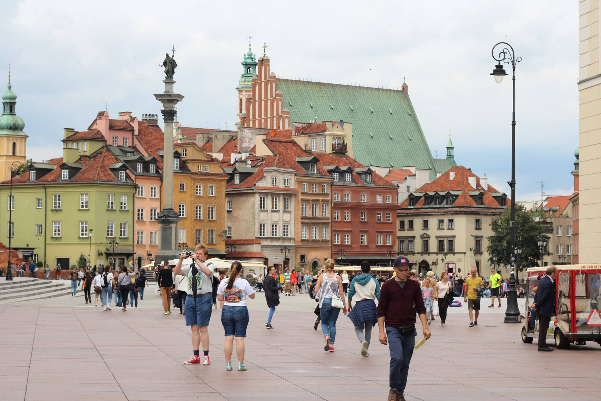 Warsaw Tips: Hotels, Transportation, Malls, Food & Sight-Seeing