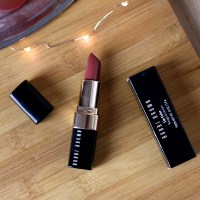 Bobbi Brown Lip Color in Brownie Pink