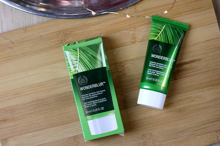 The Solution To All My Pores: The Body Shop Wonderblur
