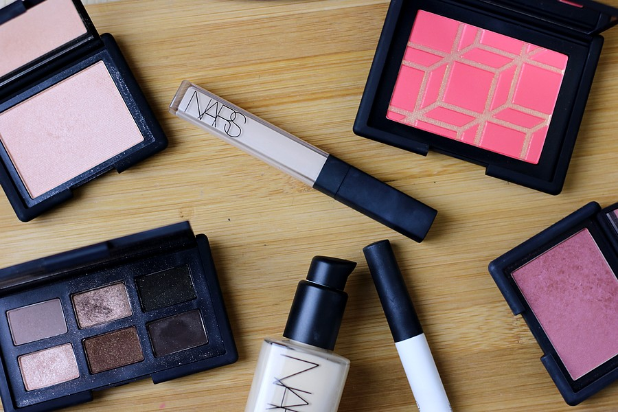 All About Nars: My Nars Collection & Brand Favourites