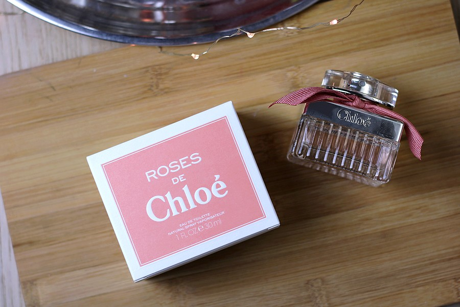 A New Member To My Chloe Family: Roses De Chloé