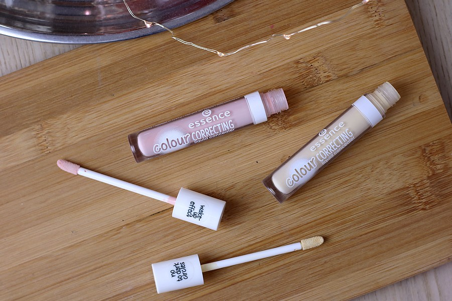 Essence Correcting Concealers: Say Bye Bye To Your Under Eyes & Wake Up!