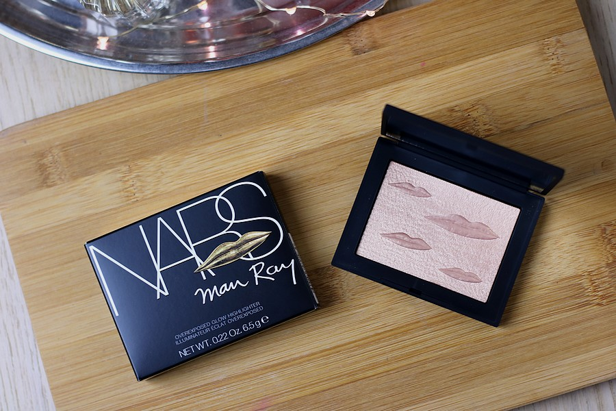 Nars x Man Ray Overexposed Glow Highlighter in Double Take