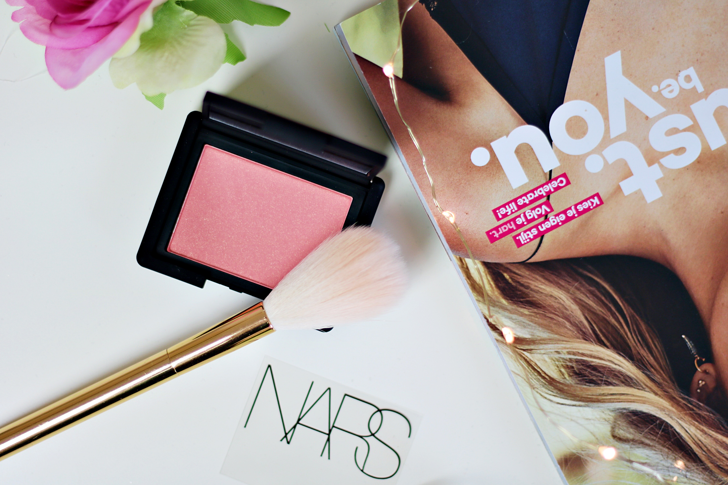 Trying Out Some New Cheeks With The Nars Blush Torrid