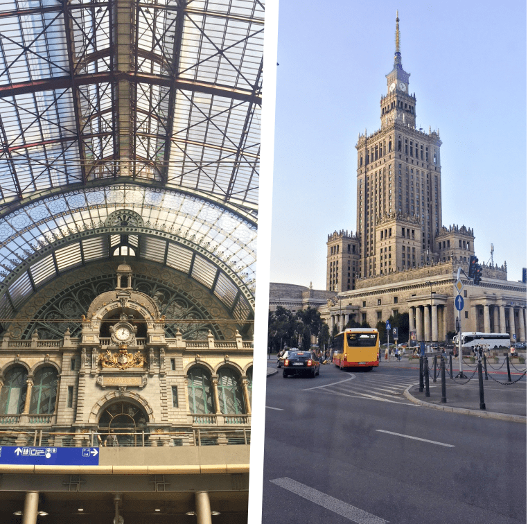 Travel Diaries: I Went To Antwerp & Warsaw!
