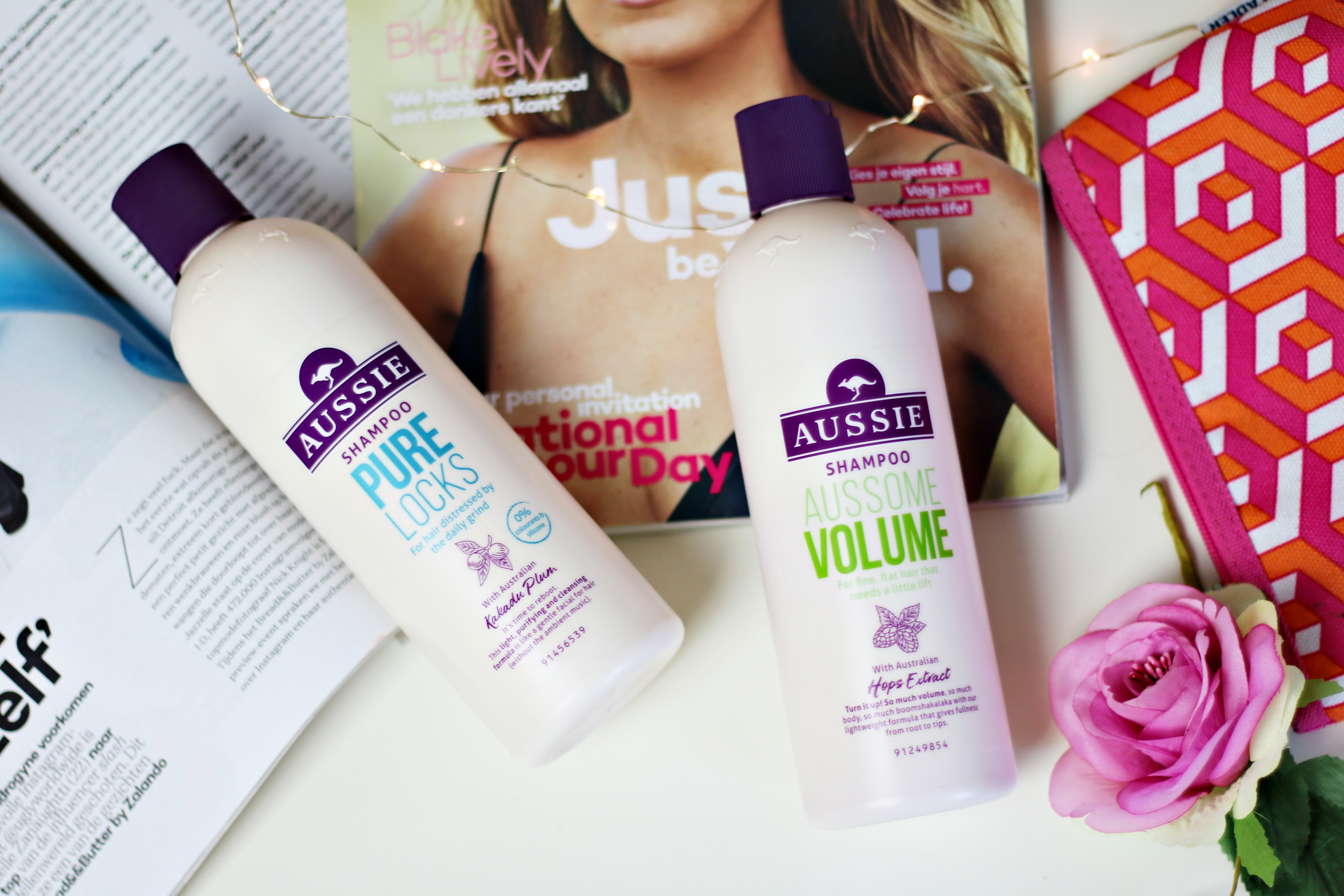 Get Weightless And Beautiful Hair With These Aussie Shampoo's!