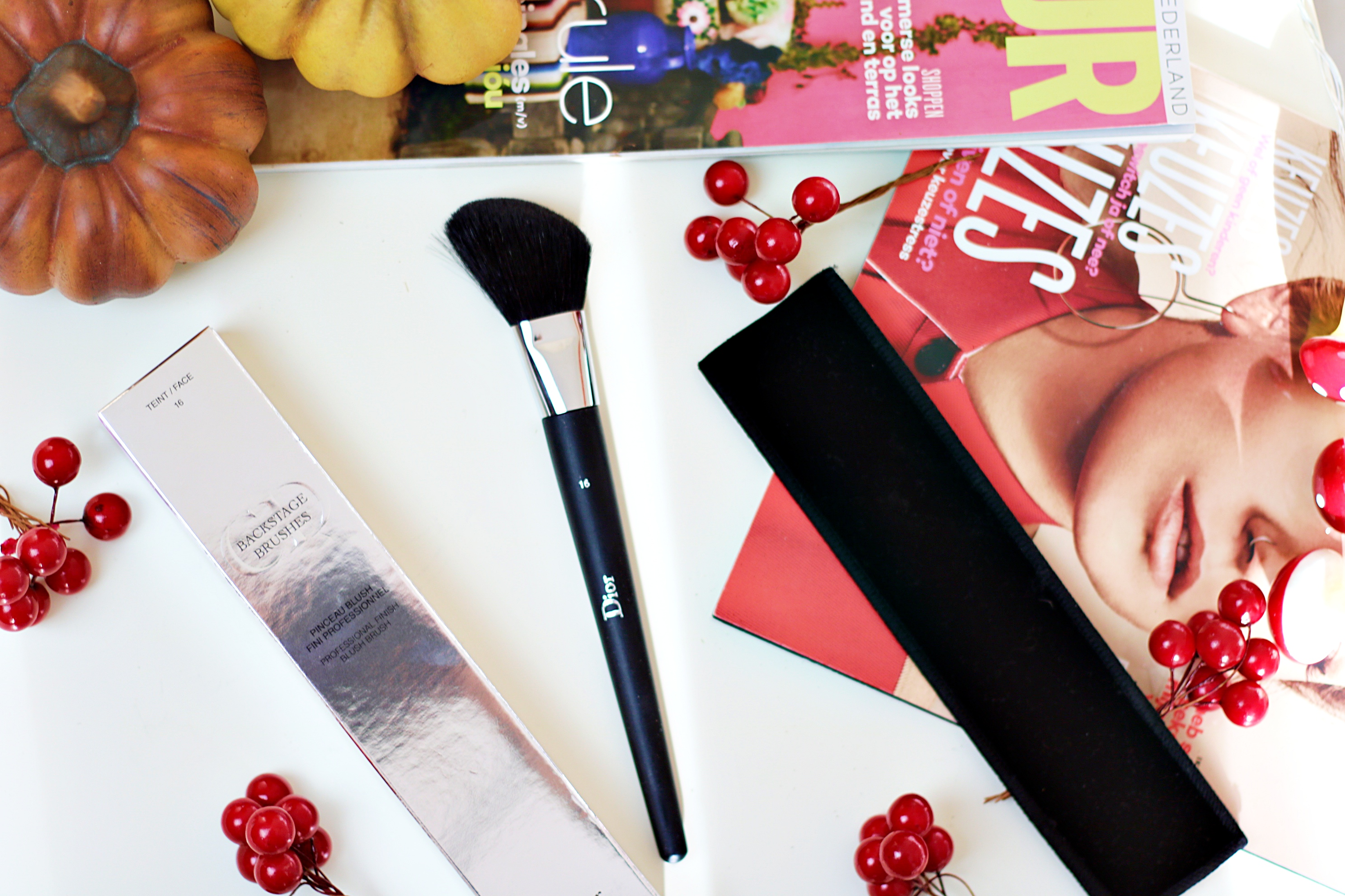 Dior Backstage Blush Brush No. 16