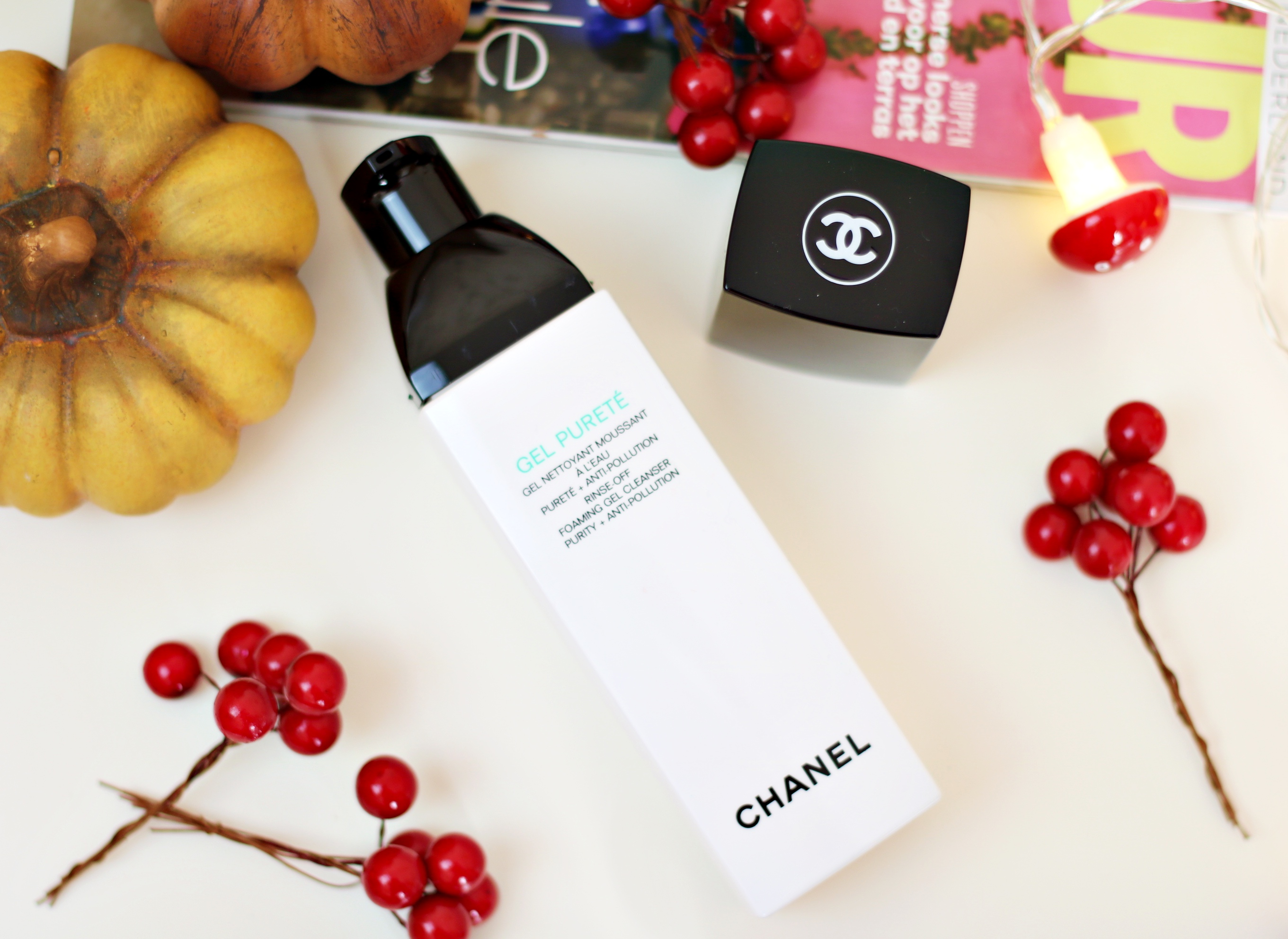 Luxurious Cleansing With The Chanel Gel Pureté Purity + Anti-Pollution Foaming Gel-Cleanser