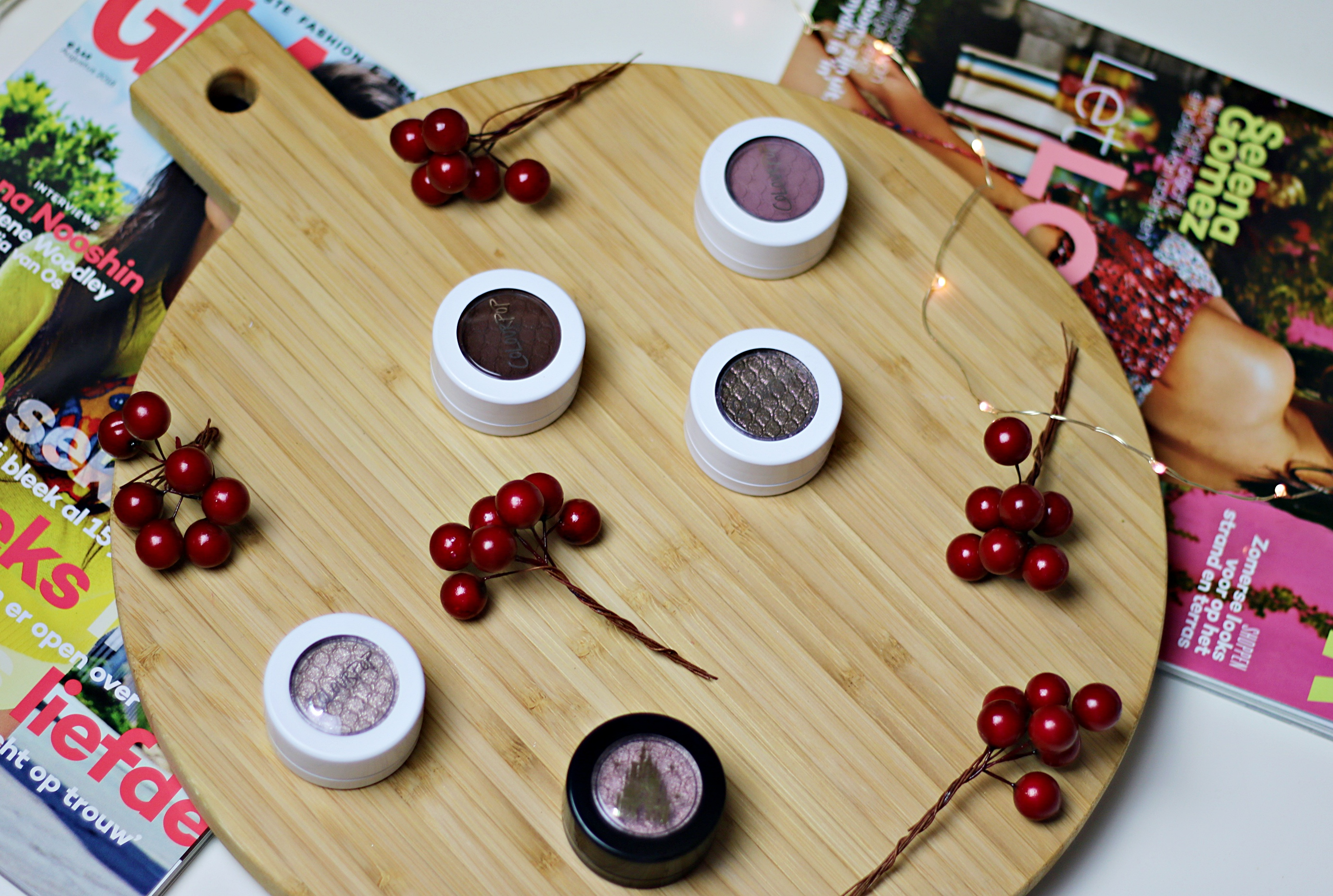 Colourpop Super Shock Shadows in I Heart This, So Quiche, Bill, So This Is Love And Pretty Lucky