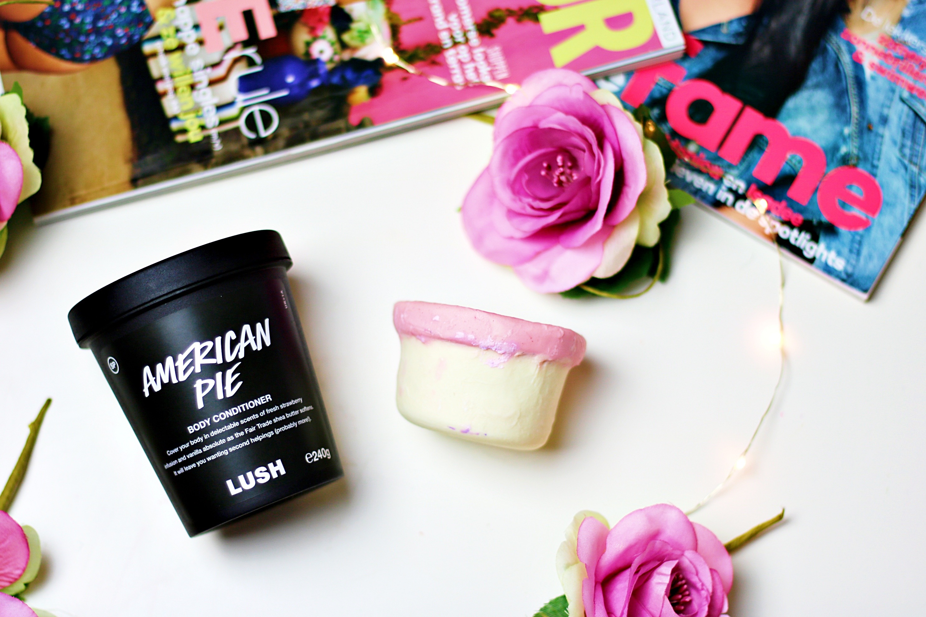 Lush American Pie Body Conditioner Naked vs. Potted: Is There A Difference?