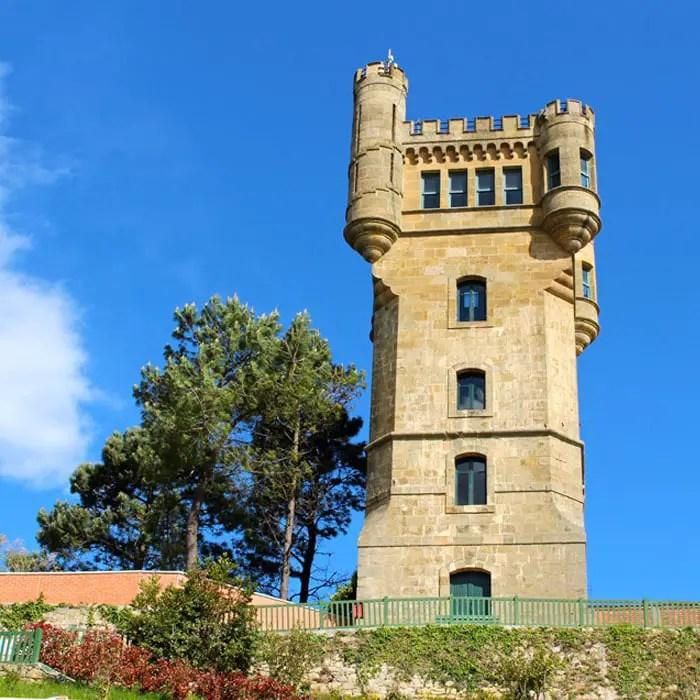 sehenswuerdigkeiten-san-sebastian-baskenland-reisetipps-spanien-monte-igueldo-turm