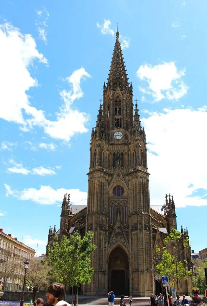 sehenswuerdigkeiten-san-sebastian-reisetipps-baskenland-reisetipps-spanien-Catedral-del-Buen-Pastor