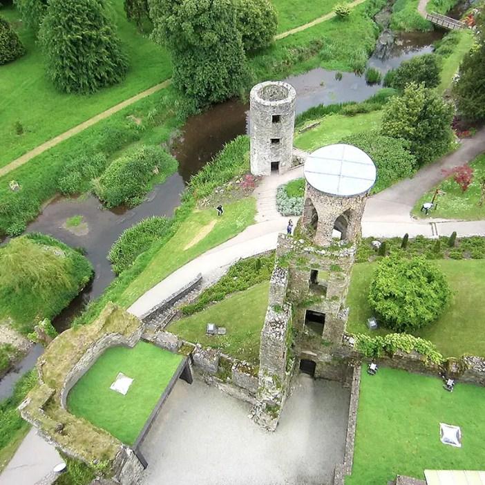 Rundreise-irland-reisetipps-irland-cork-blarney-castle-ausblick