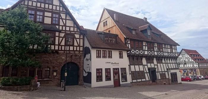 Lutherhaus in Eisenach </br>Reisetipp nicht nur am Reformationstag