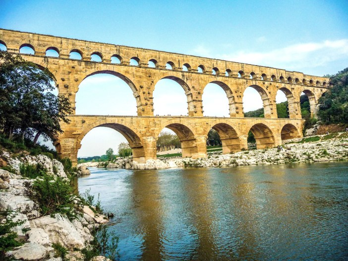 reiseziele-2018-Languedoc-Roussillon-pont-du-gard