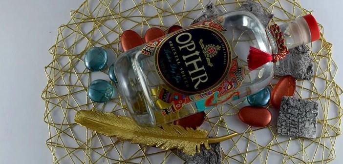 Opihr Oriental Spiced Gin </br> Ein Gin wie aus der Zeit gefallen.