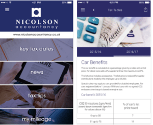 Nicolson Accountancy TaxAPp