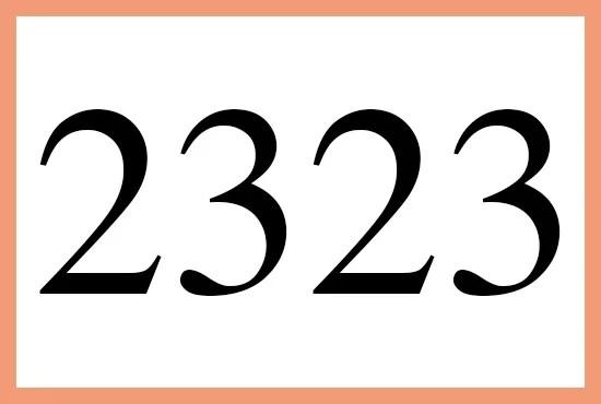 ナンバー 2233 エンジェル