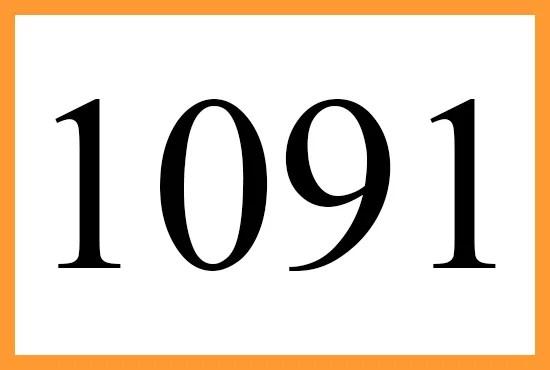 angelnumber1091