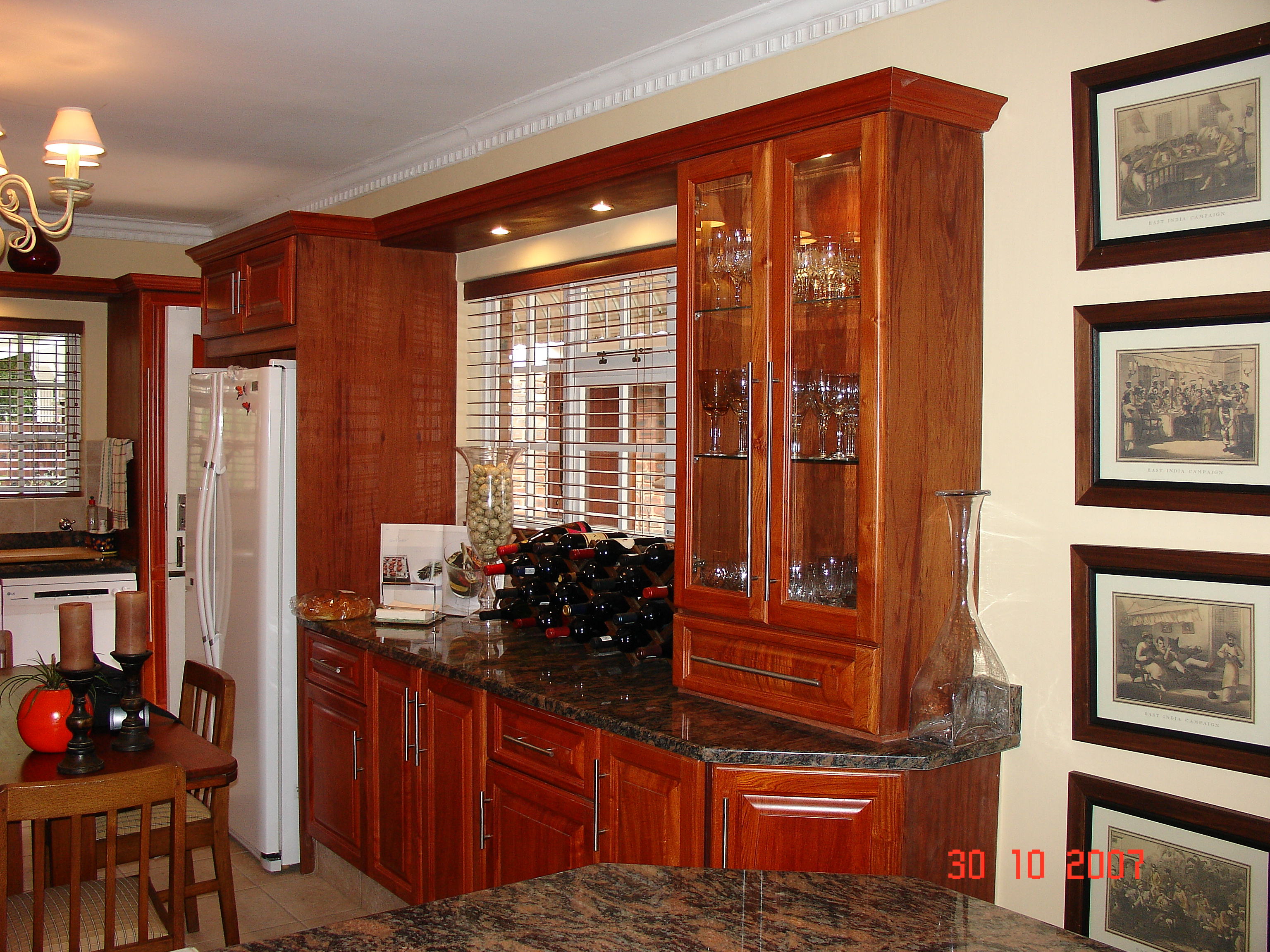 Rosewood Kitchens Cupboards Nicos Kitchens