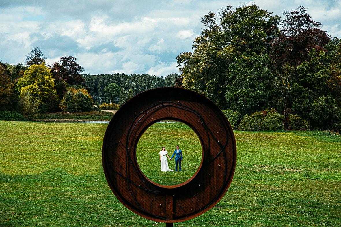 huwelijksfotograaf Nico Van Moorhem huwelijksreportage