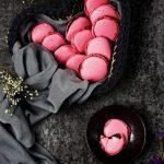 Wegańskie makaroniki z aquafaby
