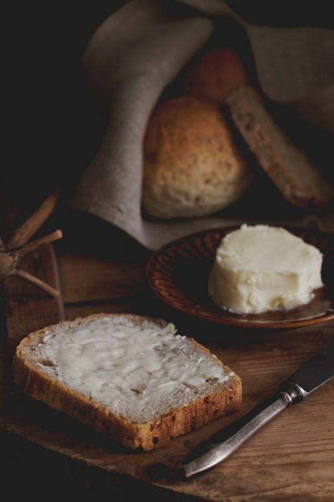 Wegańskie masło z aquafaby