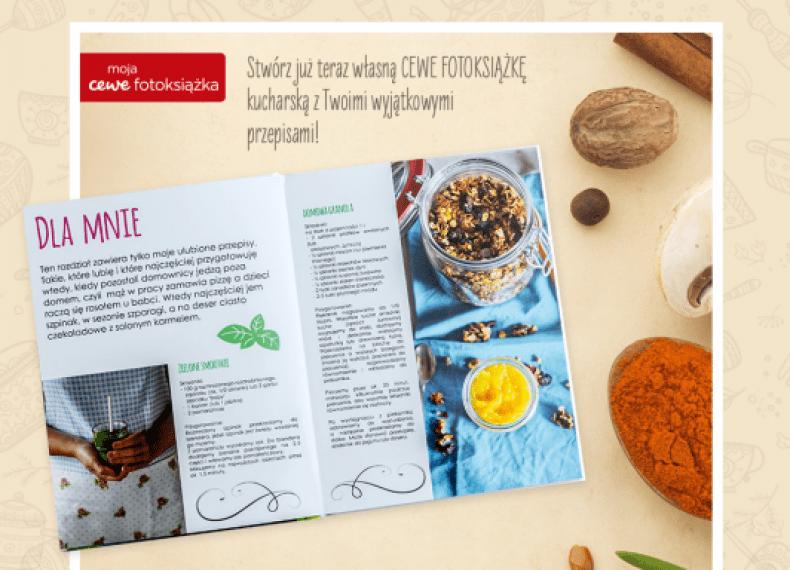 Jak przygotować własną książkę kucharską