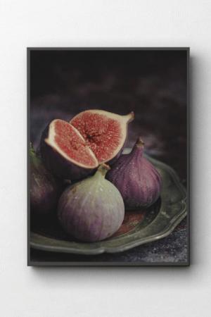 Fotografia Fine Art plakaty do kuchni figi