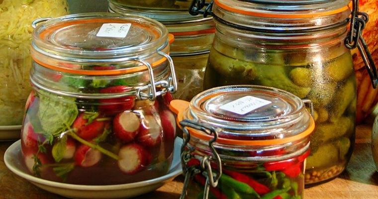 Comment fermenter les légumes entiers ou en morceaux