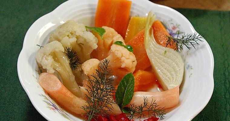 Fabriquez des vitamines : faites fermenter vos salades d'hiver ! (ou d'été)