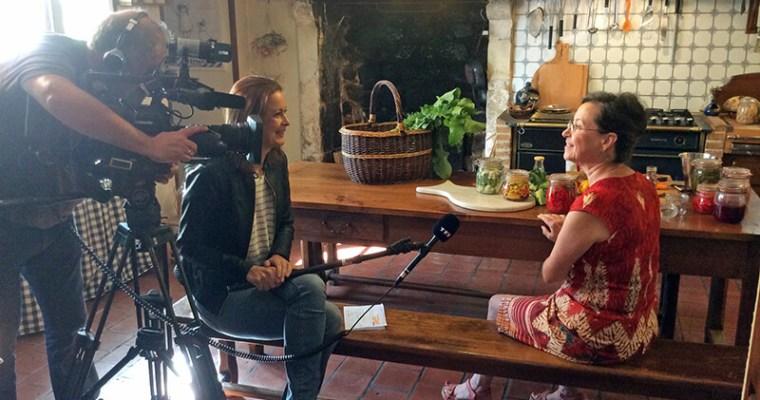 Reportage «la mode de la fermentaton» sur TFI