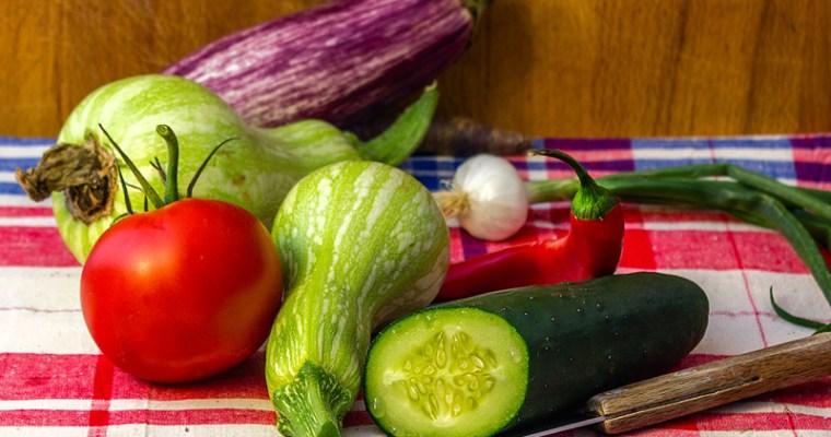 Fermenter les légumes d'été