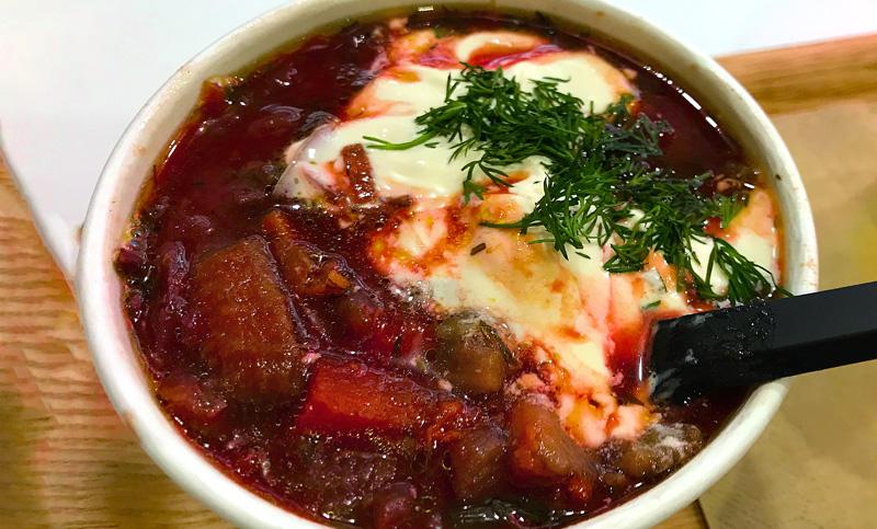 Cette soupe a quelque chose en plus !