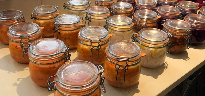 Ateliers de fermentation