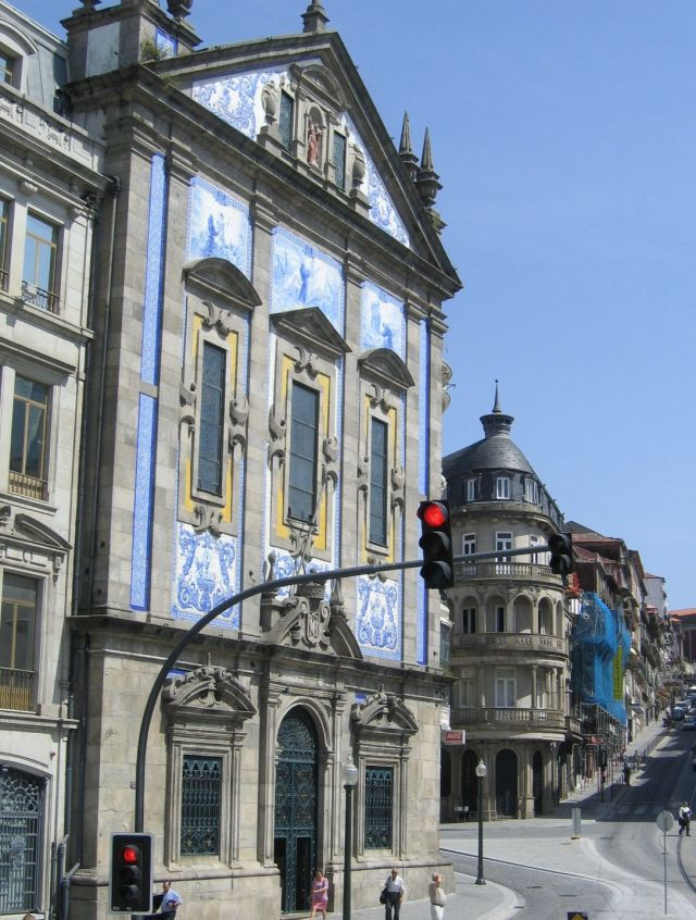 Azulejo-Fassade - Porto