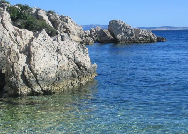 Bucht Stara Baska