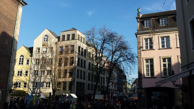 Altstadt im November