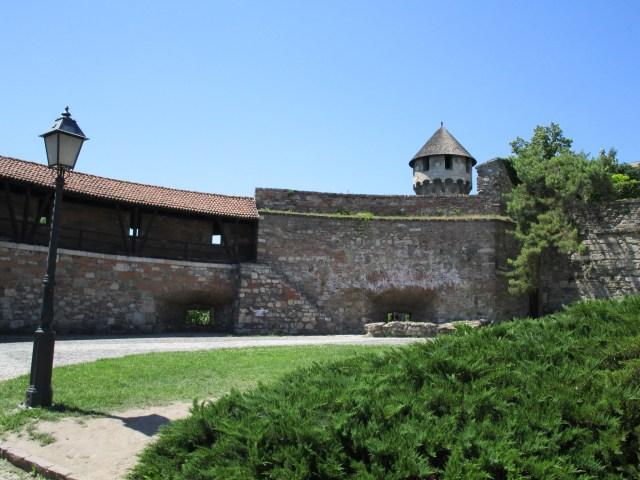 Mittelalterliche Bastei